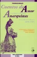 Portada de CUENTOS DE AMOR Y OTROS CUENTOS ANARQUISTAS EN LA REVISTA BLANCA 1898-1905