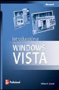 Portada de WINDOWS VISTA MICROSOFT