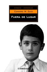 Portada de FUERA DE LUGAR (EBOOK)