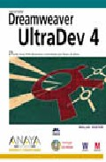 Portada de DREAMWEAVER ULTRADEV 4, VERSION DUAL