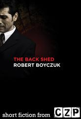 Portada de THE BACK SHED
