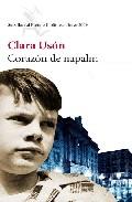 Portada de CORAZON DE NAPALM