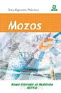 Portada de MOZOS DE RADIOTELEVISION ANDALUZA  TEST