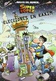 Portada de MAGOS DEL HUMOR SUPERLOPEZ Nº 143: ELECCIONES EN KAXIM