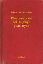 Portada de EL EXTRAÑO CASO DEL DR. JEKYLL Y MR. HYDE (EBOOK)