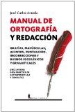 Portada de MANUAL DE ORTOGRAFIA Y REDACCION