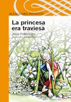 Portada de LA PRINCESA ERA TRAVIESA (EBOOK)