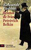 Portada de RELATOS DEL DIFUNTO IVAN PETROVICH BELKIN
