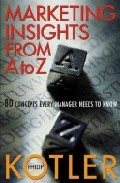 Portada de MARKETING INSIGHTS FROM A TO Z: 80 CONCEPTS EVERY MANAGER NEEDS TO KNOW