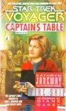 Portada de FIRE SHIP (STAR TREK: CAPTAIN'S TABLE)