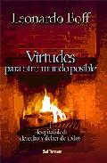 Portada de VIRTUDES PARA OTRO MUNDO POSIBLE: HOSPITALIDAD, DERECHO Y DEBER DE TODOS