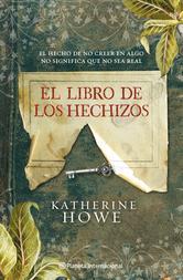 Portada de EL LIBRO DE LOS HECHIZOS