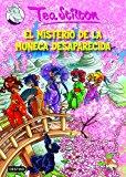 Portada de TEA STILTON 10: EL MISTERIO DE LA MUÑECA DESAPARECIDA
