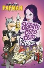 Portada de PAFMAN Nº 6: AGENTE CERO CERO PATATERO