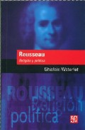 Portada de ROUSSEAU: RELIGION Y POLITICA