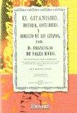 Portada de EL GITANISMO. HISTORIA, COSTUMBRES Y DIALECTO DE LOS GITANOS