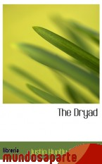 Portada de THE DRYAD