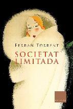 Portada de SOCIETAT LIMITADA (EBOOK)