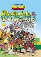 Portada de MORTADELO DE LA MANCHA Nº 171: MORTADELO DE LA MANCHA