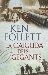 Portada de LA CAIGUDA DELS GEGANTS (EBOOK)
