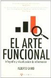 Portada de EL ARTE FUNCIONAL: INFOGRAFIA Y VISUALIZACION DE LA INFORMACION