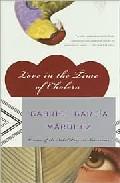 Portada de LOVE IN THE TIME OF CHOLERA