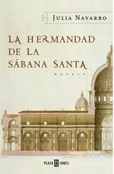 Portada de LA HERMANDAD DE LA SABANA SANTA