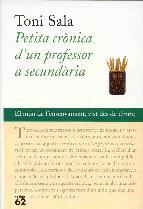 Portada de PETITA CRÒNICA D'UN PROFESSOR A SECUNDÀRIA (EBOOK)