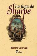 Portada de LA FUGA DE SHARPE