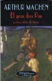 Portada de EL GRAN DIOS PAN: Y OTROS RELATOS DE TERROR