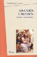 Portada de EDUCACION Y FILOSOFIA: ENFOQUES CONTEMPORANEOS