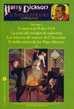 Portada de HARRY DICKSON, EL SHERLOCK HOLMES AMERICANO VOLUMEN I:EL VENENO DE ROBUR HALL/ LA PISTA DEL VIOLADOR DE CADAVERES/ LOS LADRONES DE MUJERES DE CHINATOWN/ EL DOBLE CRIMEN DE LOS ALPES BAVAROS