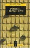 Portada de DESPISTES Y FRANQUEZAS