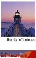 Portada de THE WAY OF HOLINESS