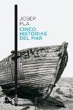 Portada de CINCO HISTORIAS DEL MAR