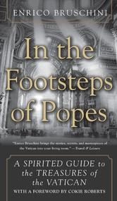 Portada de IN THE FOOTSTEPS OF POPES