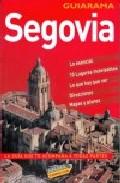 Portada de SEGOVIA