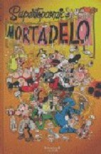 Portada de SUPER TOP COMIC MORTADELO Nº 8