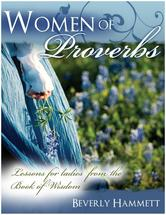 Portada de WOMEN OF PROVERBS: LESSONS FOR LADIES FROM THE BOOK OF WISDOM