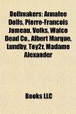 Portada de DOLLMAKERS: ANNALEE DOLLS, PIERRE-FRANO