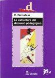 Portada de LA ESTRUCTURA DEL DISCURSO PEDAGOGICO: CLASES, CODIGOS Y CONTROL