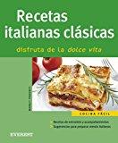 Portada de RECETAS ITALIANAS CLASICAS: DISFRUTA DE LA DOLCE VITA