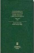 Portada de JURISPRUDENCIA CONSTITUCIONAL SOBRE TRABAJO Y SEGURIDAD SOCIAL