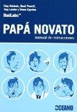 Portada de PAPA NOVATO, MANUAL DE INSTRUCCIONES