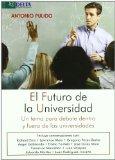 Portada de EL FUTURO DE LA UNIVERSIDAD