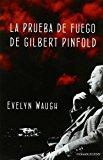 Portada de LA PRUEBA DE FUEGO DE GILBERT PINFOLD