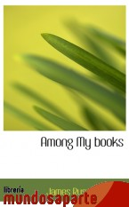 Portada de AMONG MY BOOKS