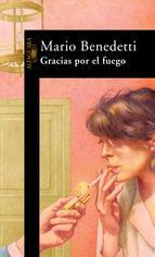 Portada de GRACIAS POR EL FUEGO (EBOOK)