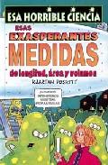 Portada de ESAS EXASPERANTES MEDIDAS