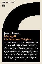 Portada de MARAGALL I LA SETMANA TRÀGICA (EBOOK)